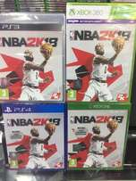 Nba 2k18 ps4 and xbox one