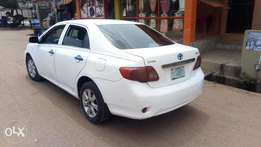 2010 Toyota corolla available for sale