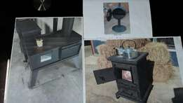 Fireplaces and coal stoves