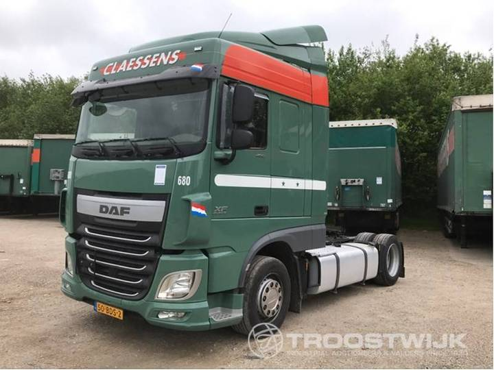 DAF XF 460 FT - 2014
