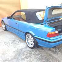 BMW E36 325i mean machine