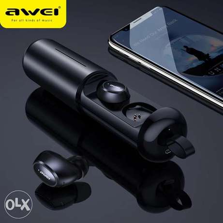 Awei T5 bluetooth earphone