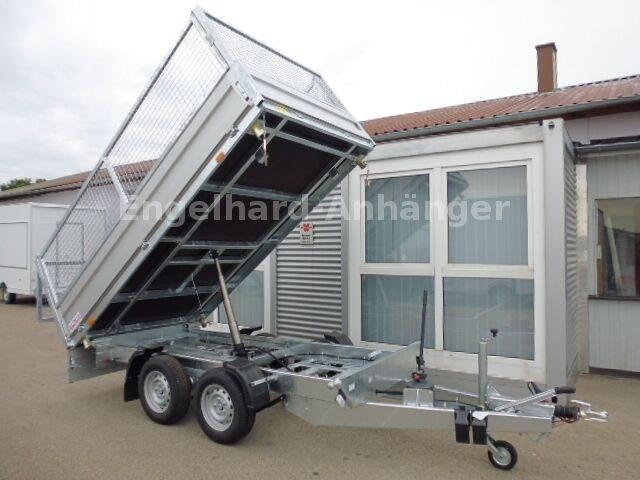 Agados Altlas 3S-Kipper Gitter 2700kg 330x170x105cm