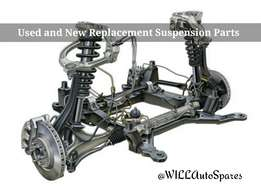 Used and New Auto Replacement Suspension Parts