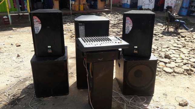 Dadancan sound, it's quality public adress, wedding and graduation Ngong Township - image 4