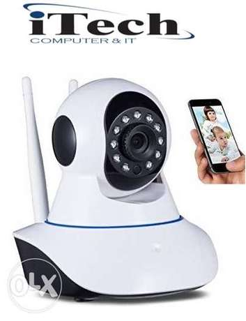 P2P Wireless IP Camera, WiFi Home Security