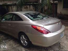 Neatly Nigeria use Toyota Solara 2005 model