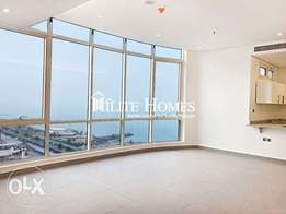 2 Bedroom sea view apartment for rent in shaab Kuwait