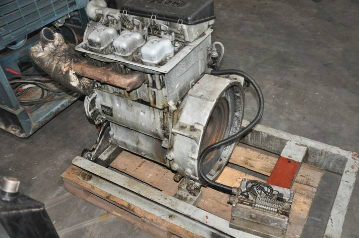 Hatz 3M41 engine for other construction equipment - 1998