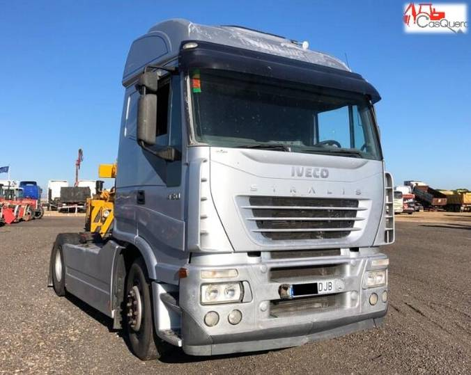 Iveco STRALIS AS440 S48 - 2019