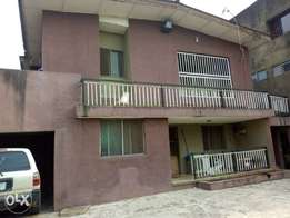 2nos of 3bed room for sale in an estate off college road