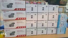 Live CCTV Monitoring On Mobile Phone For Home And Business 8 Camera