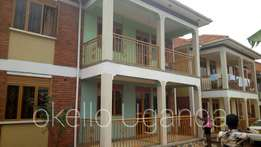 Immaculate 2 bedroom apartment in buwaate at 450k