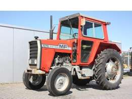FARM TRACTOR massery fergusion 575 and agricultural tractor  for sale