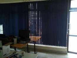 Classy office blinds 1800 per square meter