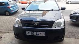 2005 Toyota Runx 1.8 RX Sport Available for Sale
