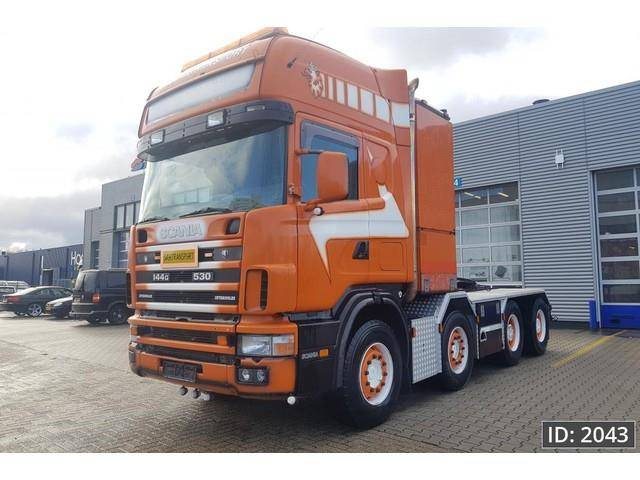Scania R 144.530 Topline, Euro 2, Intarder - 2000