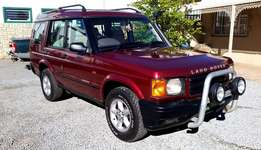 Land Rover Discovery 2 TDi_2001