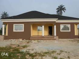 Fully detached Newly Build 3 bedroom Bungalow in an Estate Grace