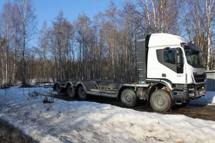Iveco Trakker At410t50 10x4 - 2018