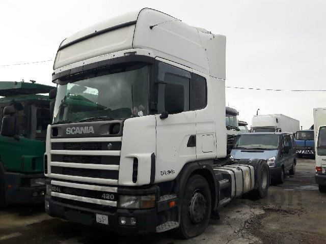 Scania R 124 - 2000