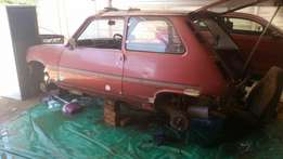 2X Renault 5's for sale
