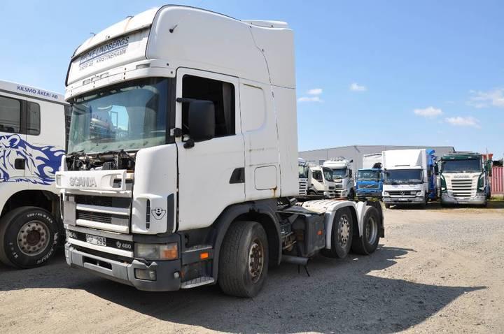 Scania 164 480 6x2 - 2002