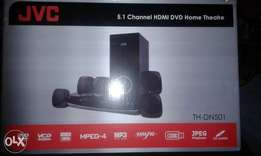 JVC Home Theatre 5.1 Channel