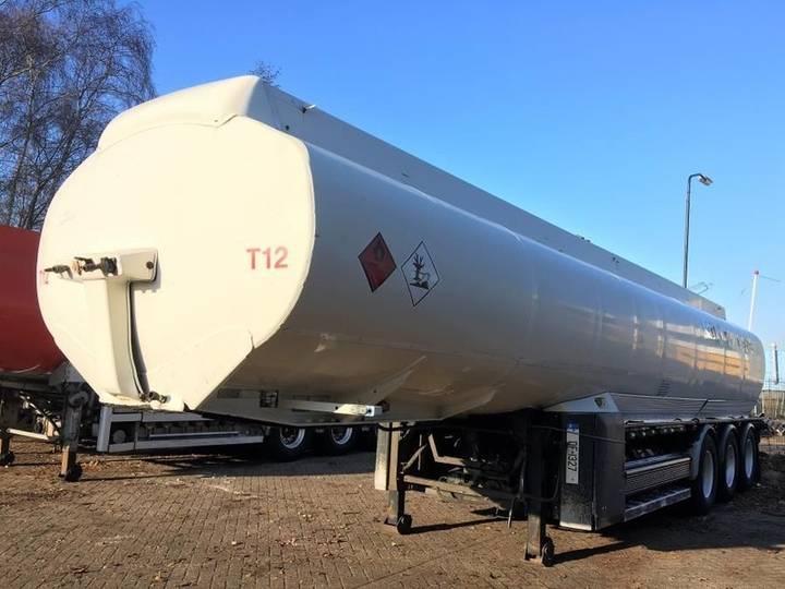 Frühauf Fuel Tank 41.000ltr - 6 Comp Oil-gasoil - 1999