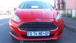 Here 2016 FORD FIESTA 1.0T ECOBOOT Trend Auto , Good Condition