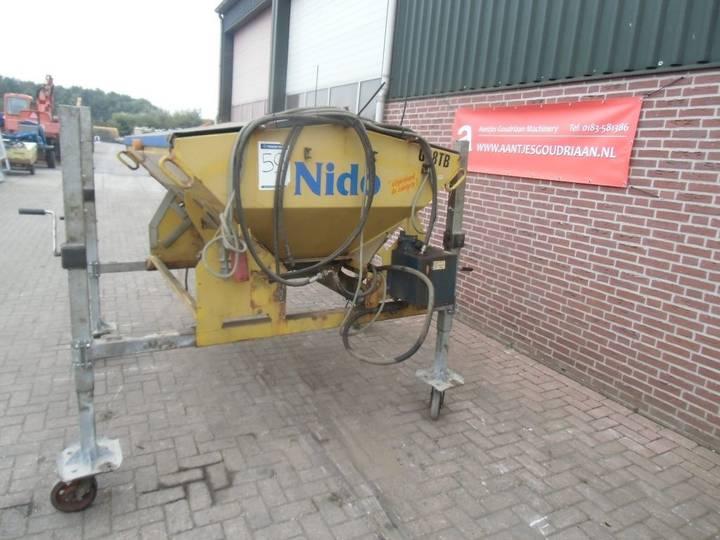 Nido n4564 90 zoutstrooier gritter