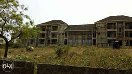 Well located eleven units of 3 & 2bedroom flat at Brown & Brown Enugu.