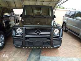 Mercedes-Benz G Wagon 2010 upgraded to 2016 for sale