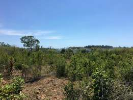 Two parcels each measuring 2.25 acre diani, one on 3rd row and one 4th