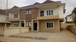 4 bedroom Semi detached duplex for sale in Apo ,Abuja