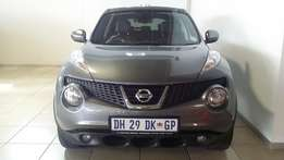 Beautiful 2014 Nissan Juke 1.5 DCi Acenta + With Leather !!!