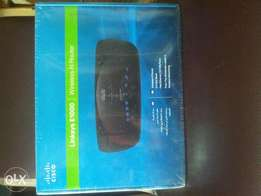 Cisco Linksys wireless-N Router