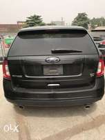 Reg 2013 Ford Edge Ecoboost