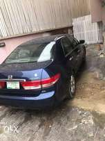 Neatly Used 2004 Honda Accord v6