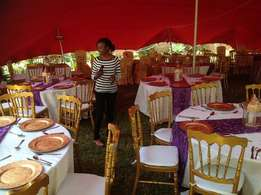 Wedding and Events Tents & Decor