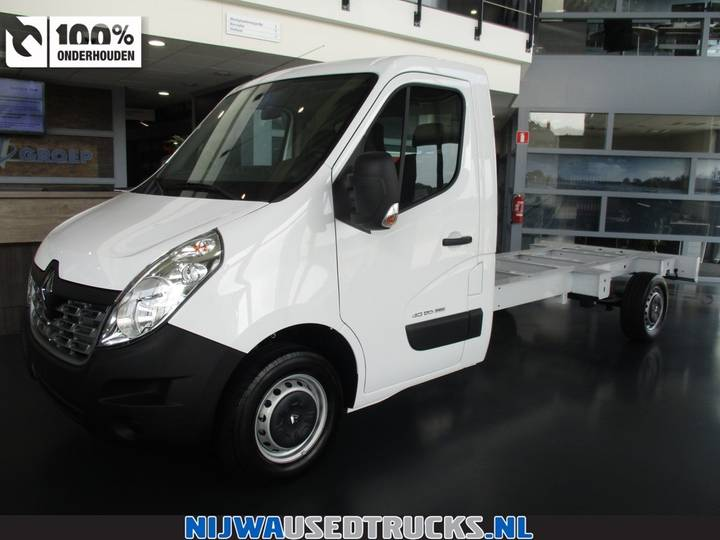 Renault Master T35 170 Energy chassis