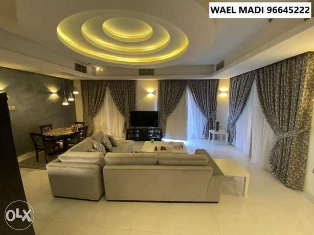 Spacious Studio with Terrace and Direct Sea View المنقف -  2