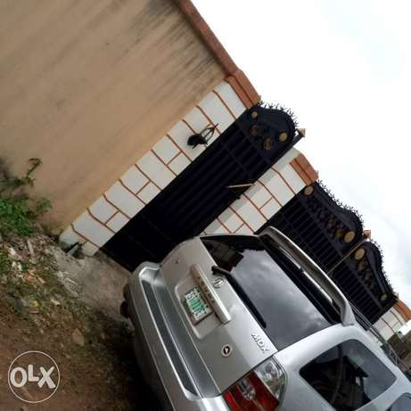 A newly built two bedroom flat to let Alimosho - image 2