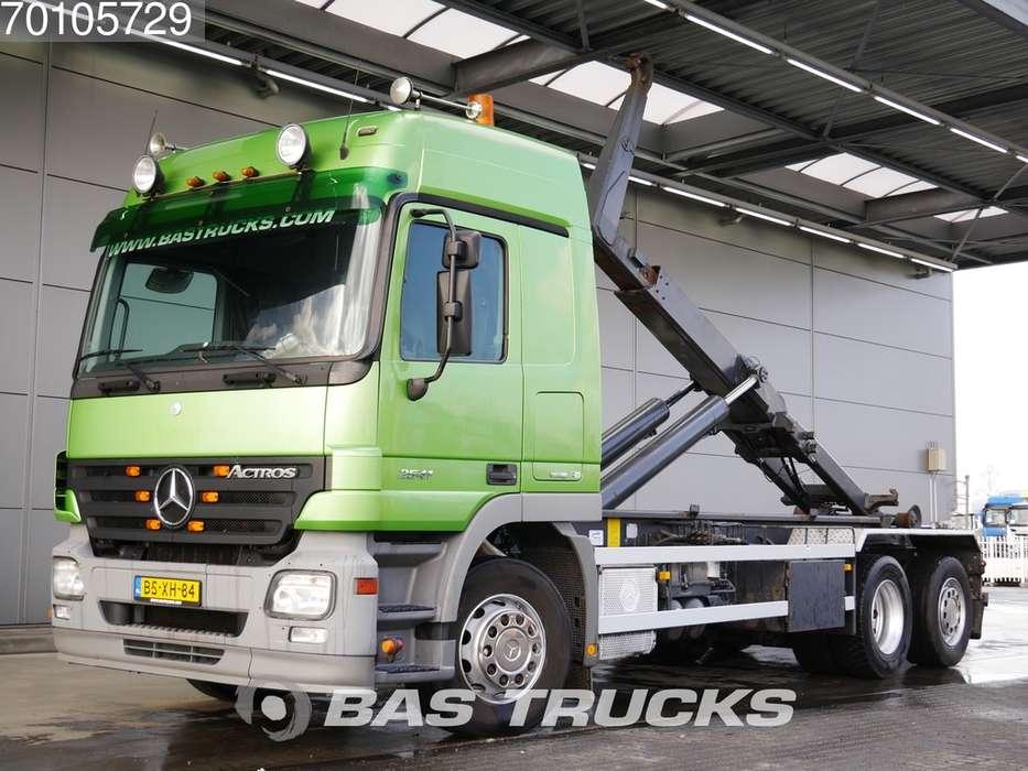 Mercedes-Benz Actros 2541 6X2 NL-Truck Euro 5 - 2007