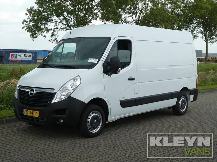 Opel MOVANO 2.3 DCI L2H2 lang, hoog, ecc-airc - 2015