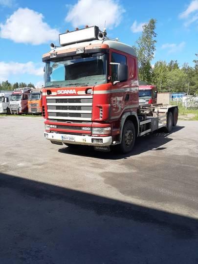 Scania R 124 Gb - 1998