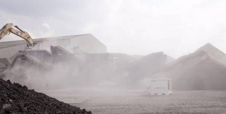 JET zone støv kontrol for shredder - 2019 - image 2