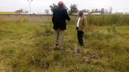 0.25 acre prime property in Thika town.