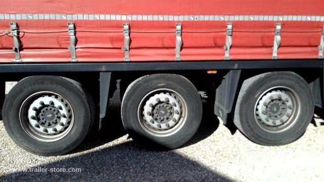 Schmitz Cargobull Semiremolque Lona Standard - 2014 - image 10