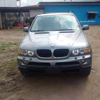 Lagos Cleared 2005 BMW X5